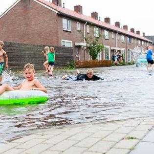 'Onze nieuwbouw is zonder extra inspanningen niet waterproof'