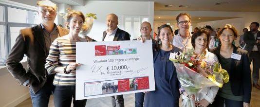 100 dagen challenge provincie Utrecht