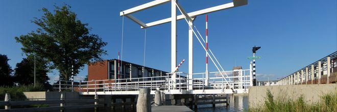 In Groningen zijn bruggen niet hittestressbestendig. In de stad gaan ze woensdagmiddag vanwege de hitte niet meer open.