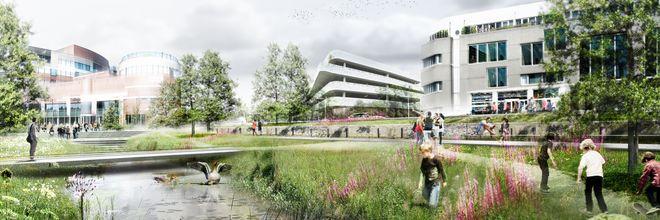 In Stadsoevers (Roosendaal) is het gelukt om een combinatie van opgaven te realiseren door inzet van oude en nieuwe instrumenten en vooral intensief overleg