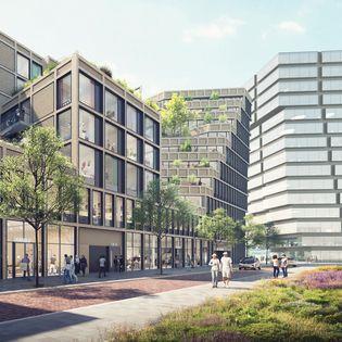 Gebieds- en vastgoedontwikkelaar AM is door de gemeente Amsterdam geselecteerd om het eerste deel van de A10-strook in Zuidas te ontwikkelen.