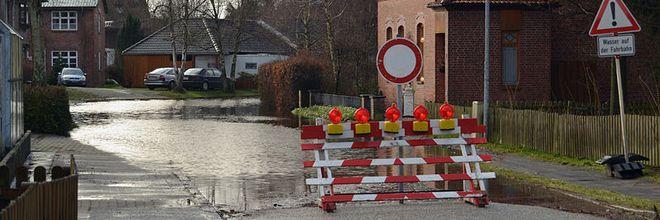 In Limburg was in de nacht van zondag op maandag veel wateroverlast door neerslag. Stadszaken vroeg het Verbond van Verzekeraars of dit nog te verzekeren is