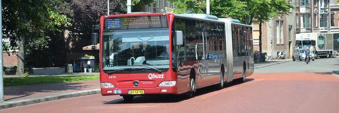 Een historisch besluit door de gemeenteraad in Groningen: binnenstad Groningen busvrij vanaf 2018 . Een meerderheid stemde voor.