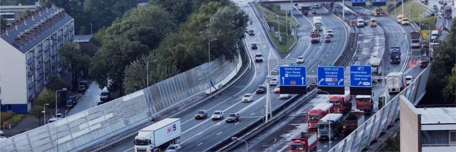 'Breek het infrastructuurfonds open', bepleit Co Verdaas. Tot 2031 is 89 miljard euro gereserveerd, voornamelijk voor knelpunten in de hoofdinfrastructuur.