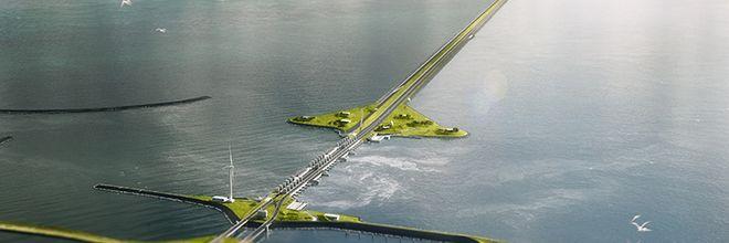 Benthem Crouwel Architects werkt aan versterking en vernieuwing Afsluitdijk