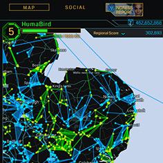 Met alternate reality heeft de stad er een nieuwe laag bij gekregen: de virtuele. Zijn location-based games het nieuwe middel voor citybranding?