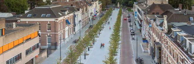 Een vijfkoppige jury heeft 3 openbare ruimtes voorgedragen voor de Award Beste Openbare Ruimte: de Groene Loper in Breda, de groenstructuur in Houten-Zuid.