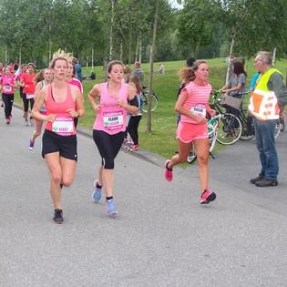 De Engelse gemeente Stroke Gifford, nabij Bristol, gaat hardlopers aanslaan op rennen in het park. Het gaat om deelnemers aan de wekelijkse Parkrun.