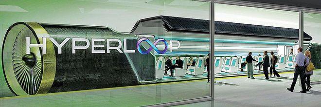 Jeroen Gehlen TNT PostNL Hyperloop
