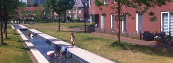 In de serie 'Beste openbare ruimtes' willen in woord en beeld laten zien wat een goede openbare ruimte maakt. Vandaag: het Jacob Nieuwegpad in de Amersfoort