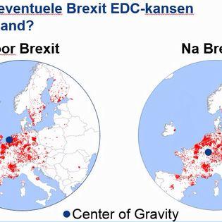 Een Brexit kan negatieve gevolgen hebben voor logistiek Nederland, dat op het moment een schakelfunctie vervult tussen de Europese en Britse markt.