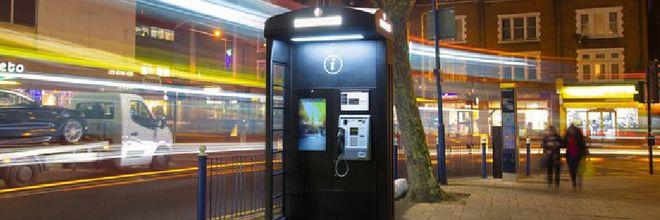 Mobiele telefonie verdrong de telefooncel van straat. Niet in Londen. Op bepaalde plekken in de Britse hoofdstad vind je om de 30 meter een telefooncel.