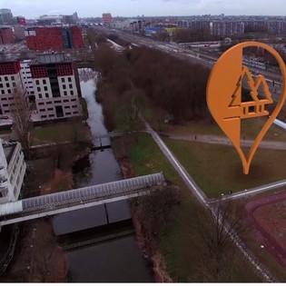 Een interactieve gebiedsinterface waarop burgers, bedrijven en de gemeente informatie uitwisselen, dat is sinds kort de praktijk in bedrijvengebied Amstel3.