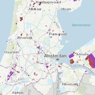 Nieuwe Kaart van Nederland