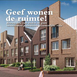 Het centraal geleide woningbouwbeleid is passé. Om de leemte op te vullen presenteren steden en investeerders hun eigen nationale woonvisie