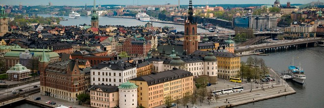 Stockholm is door Ericsson uitgeroepen tot de beste Networked Society City. De stad is een pionier op het gebied van o.a. duurzaamheid en technologie.