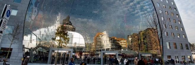 Qua citymarketing is er geen stad die zo zwemt als Rotterdam. Vorig jaar werd de campagne Make it happen gelanceerd. Maar het gebeurt toch al in Rotterdam?