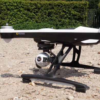 Als we uitgaan van alle technologische mogelijkheden van nu, kunnen we de openbare ruimte dan met drones beheren?