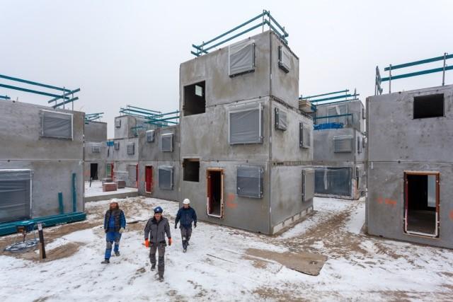 Rijtjes hebben we al genoeg; Almere bouwt voor nieuwe huishoudens