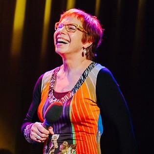 Journalist, auteur en presentator Tracy Metz is winnaar van de Grote Maaskantprijs 2016 vanwege haar vele publicaties en activiteiten sinds 1980.