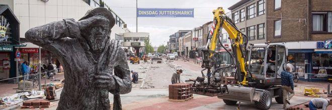 Het stadshart van Den Helder is al kleiner, nu moet het nog ànders