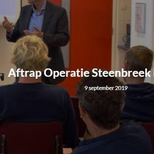 Aftrap Operatie Steenbreek voor hoveniers Aeres