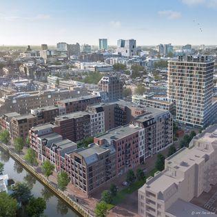 1 miljoen nieuwe woningen in bestaand stedelijk gebied. Dat is de inzet van het programma Stedelijke transformatie: meer ruimte voor wonen