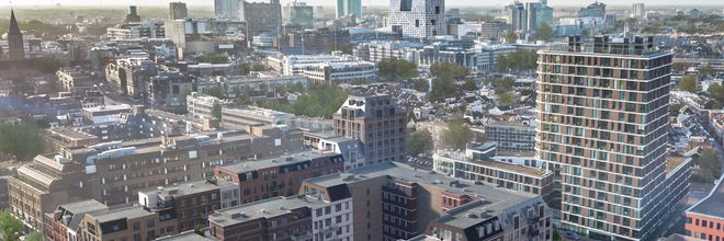 Een kwart van het totaal aantal toegevoegde woningen is sinds 2000 in bestaand stedelijk woongebied gebouwd. Een vergelijkbaar aantal woningen is bijgebouwd