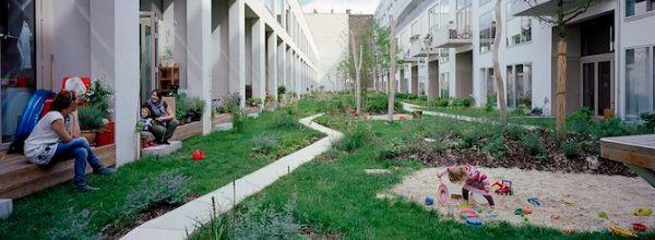 Er is een flinke toename in middenklasse gezinnen met de wens in de stad te blijven wonen.