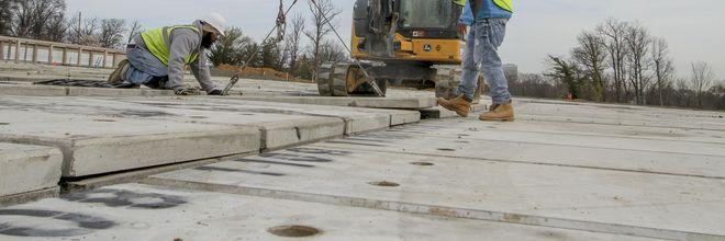 Rijk en betonsector gaan met Betonakkoord voor 100% circulair