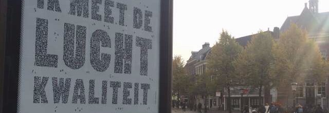 De buitenreclame-exploitant JCDecaux heeft afgelopen zondag tien vrijstaande reclamepanelen in Utrecht voorzien van luchtkwaliteitssensoren. Met het meten van de luchtkwaliteit hoopt de onderneming de luchtkwaliteit te verbeteren en de leefbaarheid van de stad te vergroten.