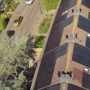 Provincie Zuid-Holland wil dat alle nieuwbouw – van woningen tot kantoren en kassen – energieneutraal en fossielvrij is.
