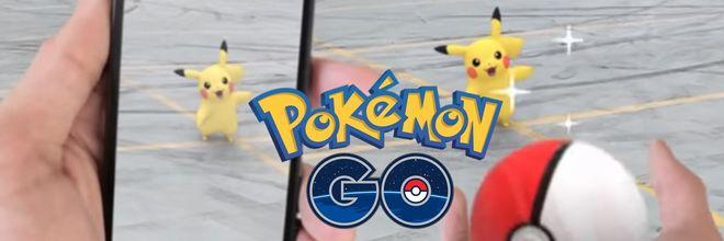 Pokémon Go is fascinerend omdat het van de wereld een speeltuin maakt. Als iedereen Pokémon Go in de stad speelt, leven we in een digitale speeltuin.
