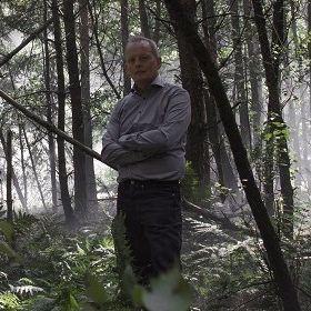 We voelen ons gezonder in de natuur. Nico Wissing maakt zich sterk voor het direct betrekken van de tuin- en landschapskenner bij de vorming van plannen.