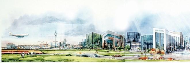 In de rubriek Ongebouwd Nederland neemt Stadszaken de ideeën onder de loep en polst de status. In deze eerste editie: Jan Poots luchtvaartstad.