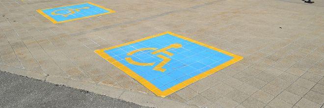Op parkeerkosten voor gehandicapten valt geen peil te trekken