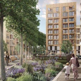 Ontwikkelaars en beleggers verenigd in IVBN en NEPROM willen met de stad Utrecht een investeringsakkoord afsluiten over betaalbare woningbouw in de Domstad