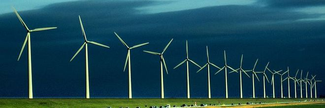 Provincie Limburg en gemeente Venlo strijden over windmolenpark