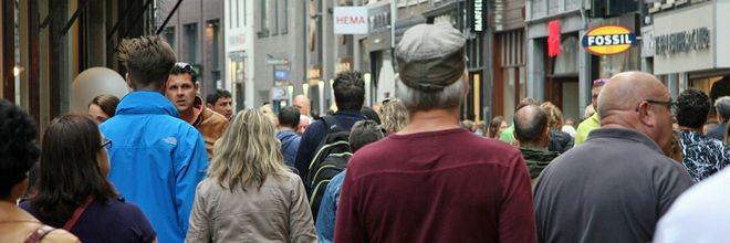 Minder winkelleegstand in grote steden Brabant, in middelgrote steden juist meer